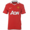 Nike Manchester United Home Jersey Diablo Red - polokošile - vel. XL
