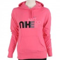 Nike OTH JDI Hood Ladies Rose/Grey/White - mikina - vel. M (12)