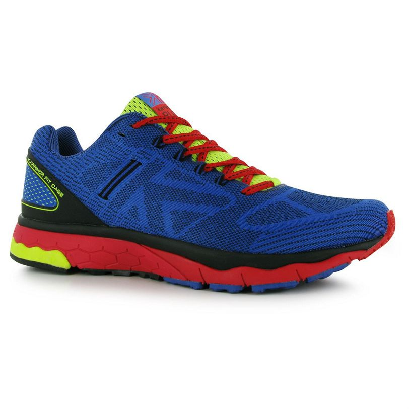 Karrimor D30 Excel 2 Trainers Mens Blue/Red 10.5(44.5)